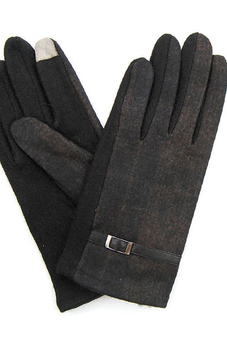 Plaid Tech Touch Glove(12pcs)