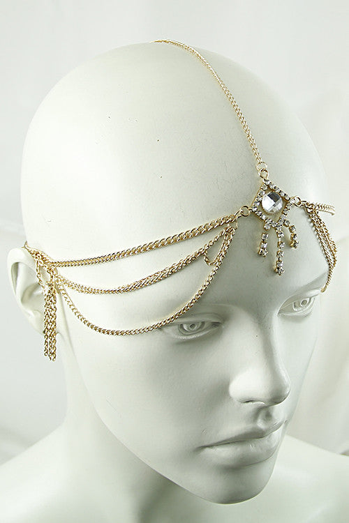 (6PCS) Head Chain