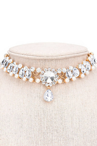 Victorianesque Choker Necklace