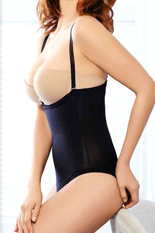 (3PCS) Latex Shapewear-THONG