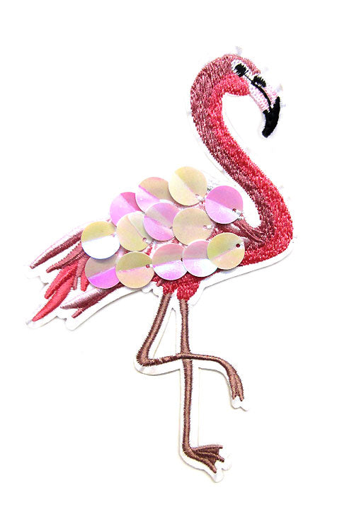 Flamingo Fashion Brooch Pin