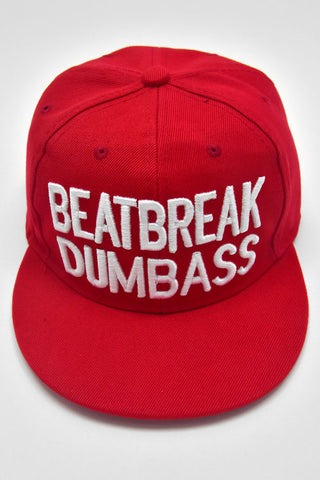 (3pcs) BEATBREAK DUMBASS CAP
