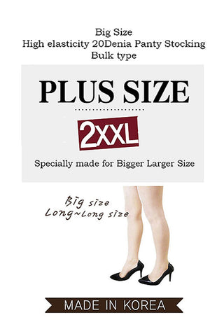 (10PCS) Big size Panty Stocking