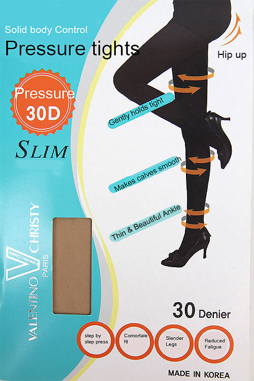 body control Hip up Pressure tights