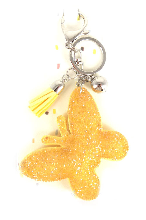(3PCS) Butterfly Key Chain