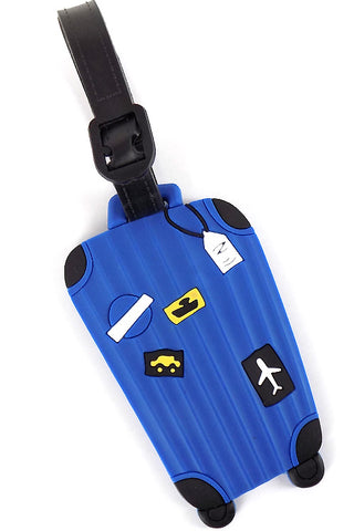 (3PCS) Luggage Bag Luggage Tag