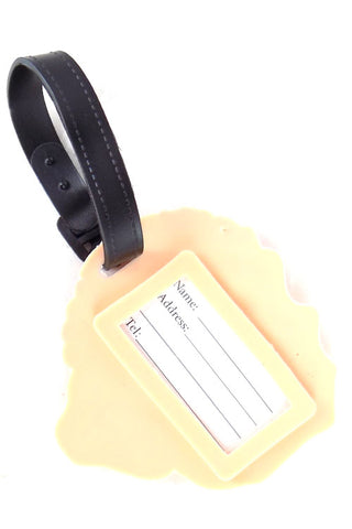 (3PCS) Fashion Luggage Tags