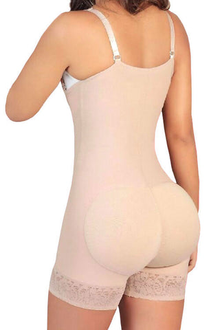 Strapless Short Shaper Girdle