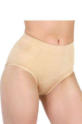 (6PCS) Glamour Firm Tummy Panty