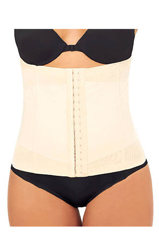 (6pcs in pk) Power Mesh Waist Cincher
