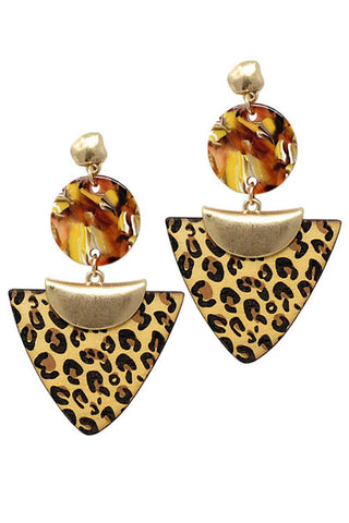 (3PCS) Fashion Drop Post Earrings