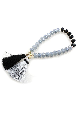 (3PCS) Bead Stretchable Bracelet