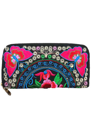 Fashion Flower Wallets