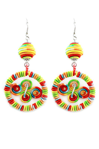 (3pcs) Ball Hook Earrings