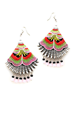 (3PCS) Bead Ball Drop Earrings