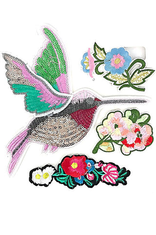 (3PCS) Fashion Patch Set