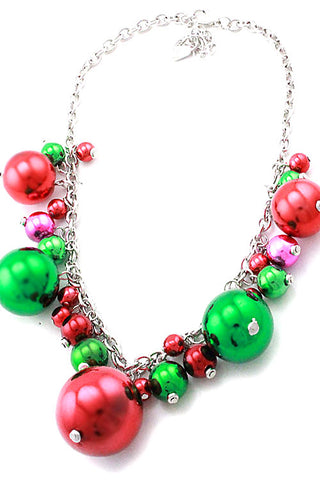 Christmas Necklace Set