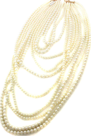 Binge Pearl Necklace Set