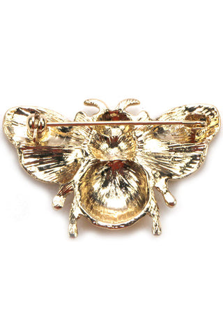 (3PCS) Fashion Bee Brooch Pin