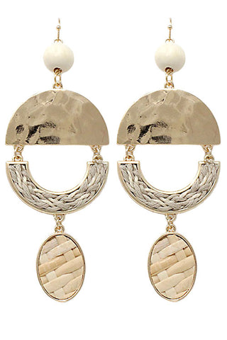 Fashion Drop Hook Earrings