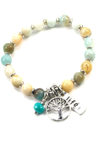 Bead Adjustable Bracelet