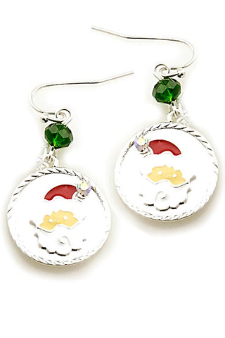 Christmas Hook Earrings