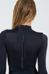 LEVITHAN LONG SLEEVE BLACK