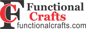 Functional Crafts - Where form and function come together.  Gifts with a wow factor.