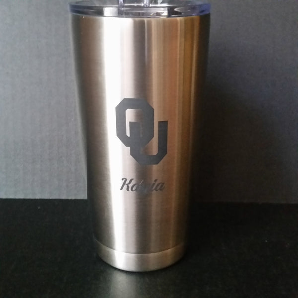 Vacuum Insulated Tumbler, Stainless Steel