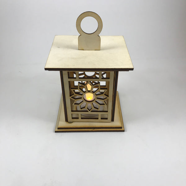 LED Lantern Perfect for Wedding table decor or party favors