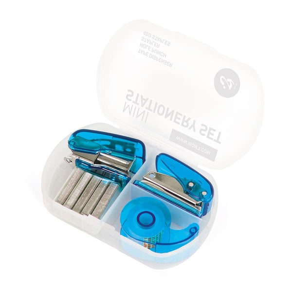 NEXT CHAPTER HOME DURAL + ONLINE | Mini Stationery Set in Blue