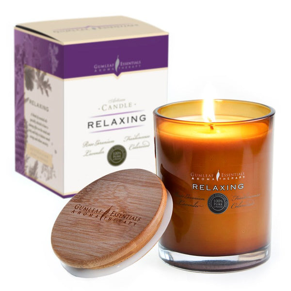 Relaxing Candle by Buckley & Phillips