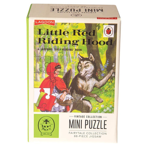 NEXT CHAPTER HOME DURAL + ONLINE | Ladybird Collection Mini Puzzles - Little Red Riding Hood