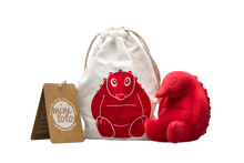 Load image into Gallery viewer, NEXT CHAPTER HOME | PIPA THE ECHIDNA BY MINI LOLO - ECO BABY SOOTHER