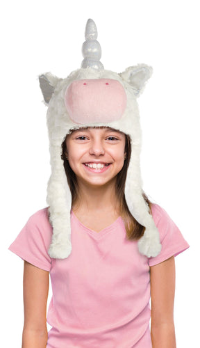 NEXT CHAPTER HOME DURAL + ONLINE | FLUFFY UNICORN BEANIE