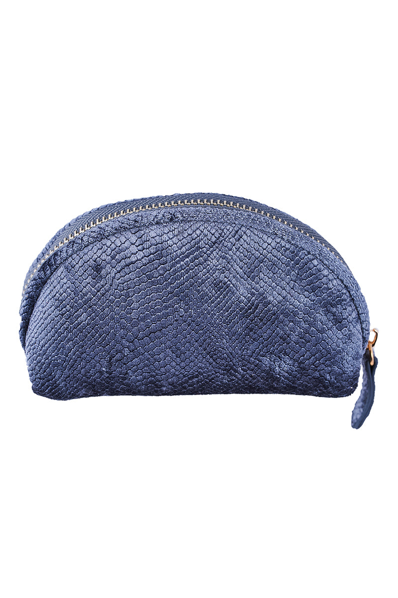 Lavaux Coin Purse in Blue Grey by EB&IVE