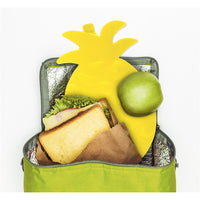 NEXT CHAPTER HOME DURAL + ONLINE | ICE PACK IN MELLOW YELLOW PINEAPPLE - IN COOLER BAG