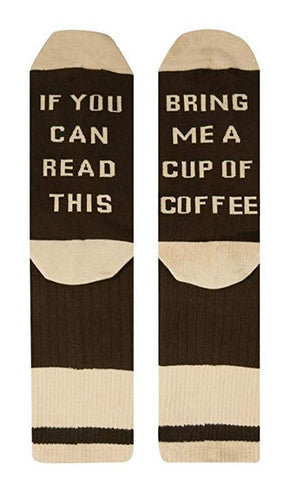 Sofa Socks - Coffee