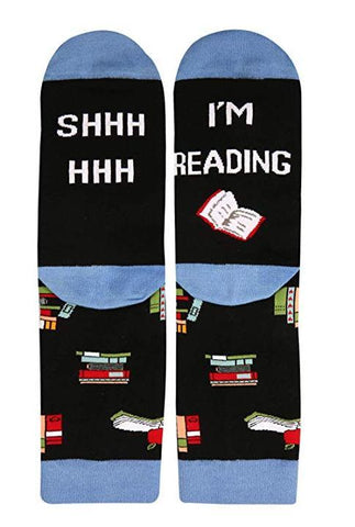 Sofa Socks - Reading