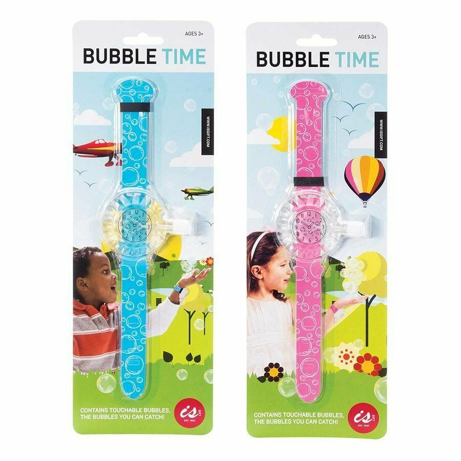 NEXT CHAPTER HOME DURAL + ONLINE | Bubble Time Watch by IS GIFT