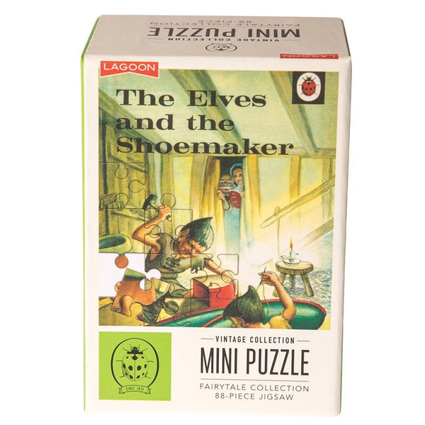 NEXT CHAPTER HOME DURAL + ONLINE | Ladybird Collection Mini Puzzles - The Elves and the Shoemaker