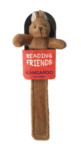 NEXT CHAPTER HOME DURAL + ONLINE | Kangaroo Reading Friends Bookmark