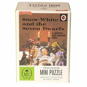 NEXT CHAPTER HOME DURAL + ONLINE | Ladybird Collection Mini Puzzles - Snow White and the Seven Dwarfs