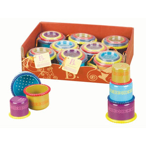 B.Toys | Up Up Stackable Cups