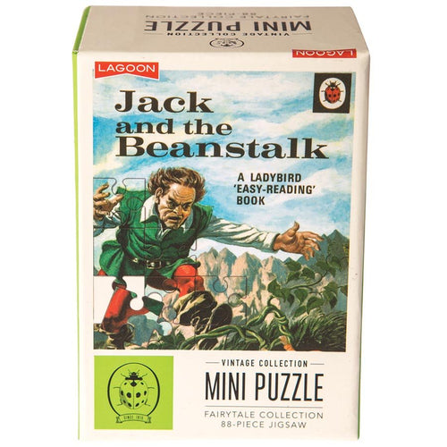 NEXT CHAPTER HOME DURAL + ONLINE | Ladybird Collection Mini Puzzles - Jack and the Beanstalk