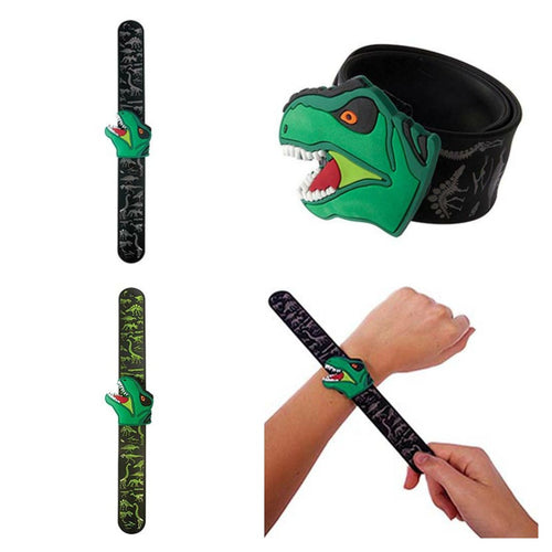 Slap Bands - Dinosaur