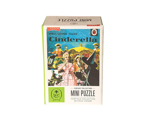 NEXT CHAPTER HOME DURAL + ONLINE | Ladybird Collection Mini Puzzles - Cinderella