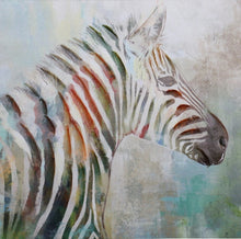 Load image into Gallery viewer, NEXT CHAPTER HOME DURAL + ONLINE | ZEBRA CANVAS GEL PRINT