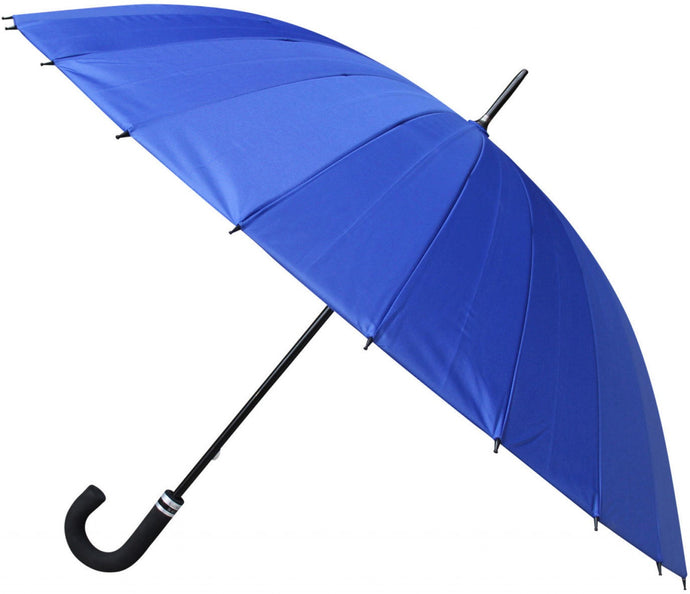 NEXT CHAPTER HOME - ONLINE GIFT SHOP | FLORAL COLOUR CHANGING UMBRELLA IN BLUE