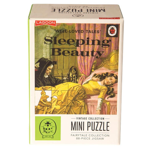 NEXT CHAPTER HOME DURAL + ONLINE | Ladybird Collection Mini Puzzles - Sleeping Beauty